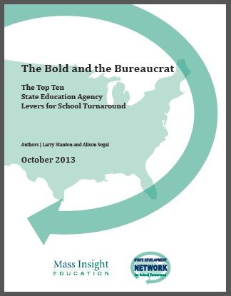 The Bold and the Bureaucrat