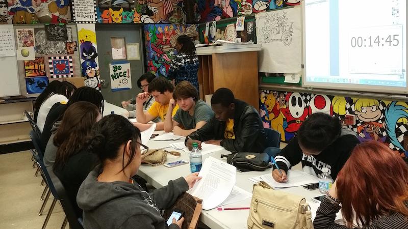 Jefferson Parrish English Saturday Study Session