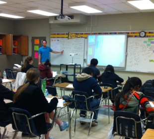 Jefferson Parrish math class